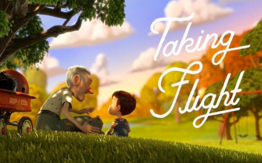 «Taking flight» – Creatividad, imaginación y diversión